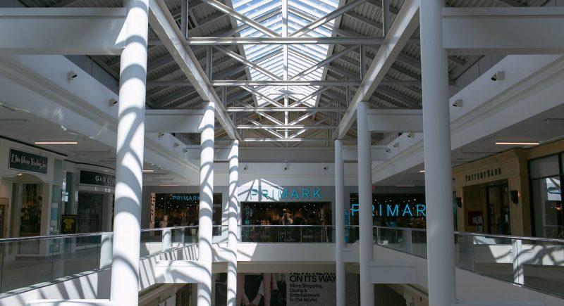 Primark inside the Burlington Mall in Burlington, Massachusetts