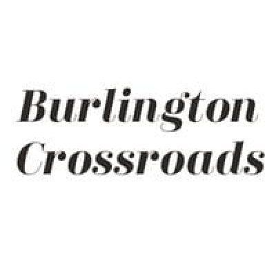 Burlington Crossroads logo