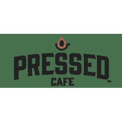 Pressed Cafe logo