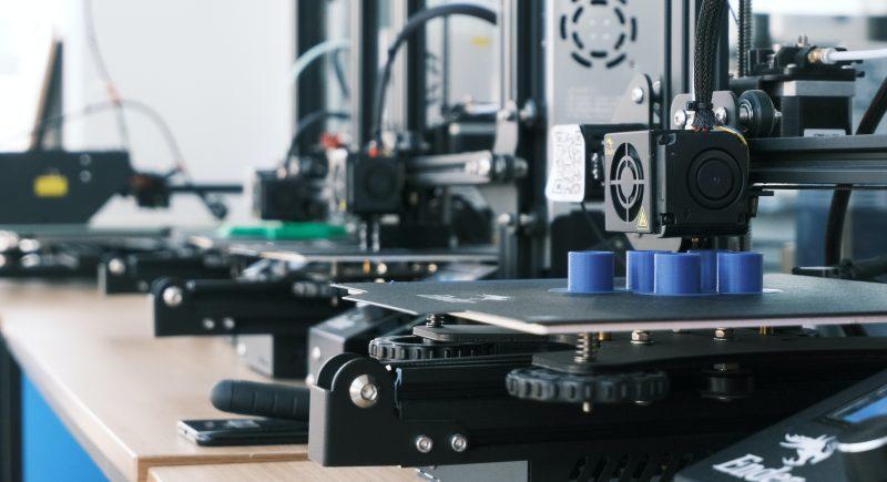 3D printing manchines